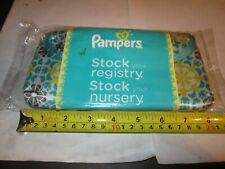 Pampers Mom-to-be Registry Gift DIAPER CLUTCH BAG   NIP