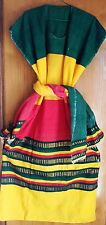 Hand Made Ethiopian/Eritrean Unique #Coffee Dress. Free shipping world wide.