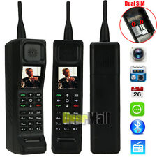 Unlock Classic Old Vintage Brick Cell Phone GSM 900/1800/1900MHz Bluetooth Gift
