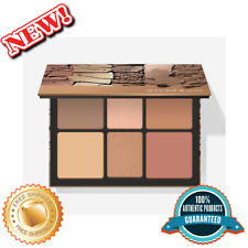 SMASHBOX Cali Contour Palette w/ Pigment-Packed, Blendable Highlighter, Bronzer