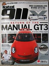 Total 911 Porsche issue 151 991.2 GT3 993 Carrera RS 996 GT3 959 Jacky Ickx RSR