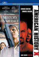A History of Violence/American History X (DVD, 2010, Canadian) DISC IS MINT