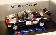 1/18 AUDI Quattro Coupe Rally Portugal 1981 Michelle Mouton