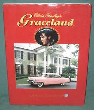 Elvis Presley Book Graceland EPE Guidebook W/ Jack Soden Letter