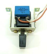 AKAI GX365D Reel to Reel Deck Repair Part - POWER SWITCH Alps AC125V3A w/ Mount