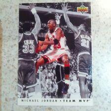 Michael Jordan  Team Mvp 92/93   Rare Vintage