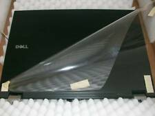 "New Dell Latitude E6400 14.1"" LCD Back Cover Lid with Hinges D517J WT197 MT649"