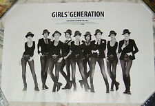 Girls' Generation Mini Album Vol. 4 Mr. Mr. 2014 Taiwan Promo Poster (SNSD)