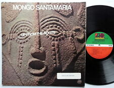 MONGO SANTAMARIA Up From The Roots Afro Guaguanco LP