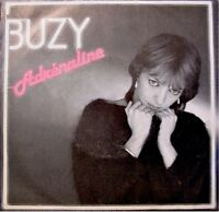 ++BUZY adrénaline/bleu SP 1983 CBS RARE VG++