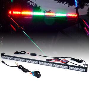 Xprite 36 Inch LED Rear Chase Light Bar w/ Reverse Brake Offroad Buggy ATV UTV