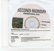 (FT365) Second Monday, The Shredder - DJ CD