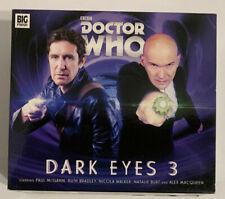 Dark Eyes 3 ( Doctor Who ) Big Finish CD Box Set Paul McGann Alex MacQueen