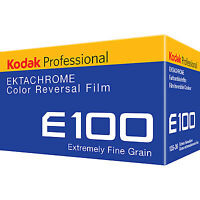 Kodak Professional Ektachrome E100 Color Transparency Film (35mm, 36 Exposures)