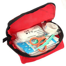 New First Aid Kit Emergency Medical Bag Home Car Outdoor Hiking Survival Supply