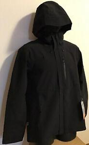 Icebreaker MerinoLOFT Stratus Transcend Hooded Jacket Black Mens Sz S - #104507