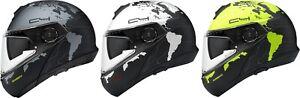 Schuberth C4 Pro Magnitudo Flip up Helmet Motorcycle Helmet Touring