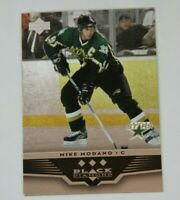 05/06 UD Black Diamond Triple Diamond Base Card Mike Modano