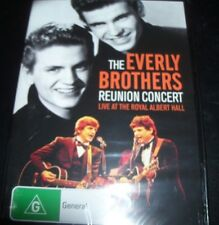 The Everly Brothers Reunion Concert Live (Australia All Region) DVD - NEW