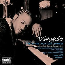 Live at the Jazz Cafe, London by D'Angelo (Vinyl, Dec-2015, 2 Discs, Virgin)