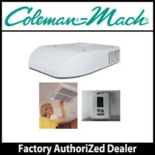 Coleman Mach8 15K Ducted Low Profile AC w/Heat Pump- Roof, Ceiling, Thermostat