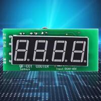 9999 Afficheur numérique à 4 chiffres du module de comptage + fonction de