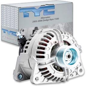 TYC Alternator for 2003-2006 Dodge Ram 1500 5.7L V8 Electrical Charging zd