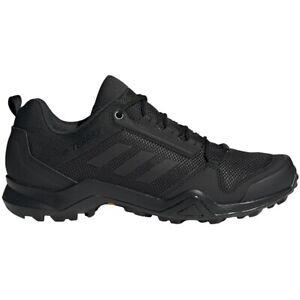 Mens Adidas TERREX AX3 Tr Black Traxion Trail Hiking Shoe BC0524 Sizes 10.5-13