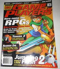 Game Players Magazine Beyond The Beyond Shining Wisdom April 1996 NO ML 081214R2