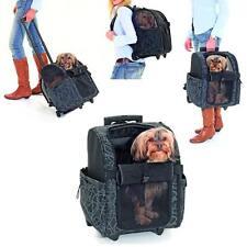 Trolly / Trolley / Rucksack / Tragetasche, Transport für Hunde + Katzen - 31392