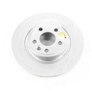 Disc Brake Rotor-Rear Genuine Geomet High Carbon Coated Rotor Rear Power Stop