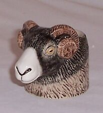 QUAIL Swalesdale Sheep Faced Egg Cup
