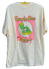 Vintage Komoda Store And Bakery Maui T-Shirt The Golden Cream Puff Neon Graphics