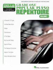 HLSPL Grade 1 Popular Piano Repertoire Volume 1 Book Sheet Music AMEB Song Book