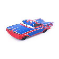 Mattel Disney Pixar Cars 2 Union Jack Ramone Diecast Toy Car 1:55 Loose Gifts