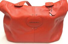 Longchamp Orange Purse $590 NEW