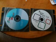 Rare COLLECTORS Swap Magic 3.0 cd and 2.0 DVD version for PlayStation ps2