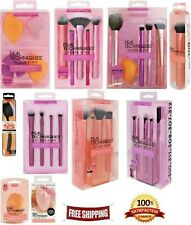 Real Techniques Makeup Brush Set Everyday Essentials - Flawless Base Set - UK