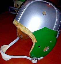 PHILADELPHIA EAGLES VINTAGE 1942 NFL THROWBACK FOOTBALL MacGregor LEATHER HELMET