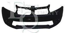 P4529 EQUAL QUALITY Paraurti anteriore nero DACIA SANDERO II 1.5 dCi 75 hp 55 kW
