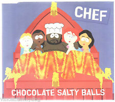 SOUTH PARK - CHEF - CHOCOLATE SALTY BALLS (3 track CD single)