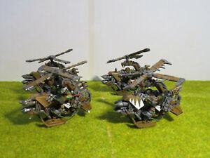 Games Workshop Warhammer  40k Kopters Orks