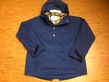 Exley of New England Men's Adirondack Deck jacket Pull Over men's lrg made USA