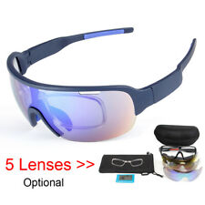 Polarized Cycling Glasses Eyewear Protection Goggles Driving Fishing Sunglasses