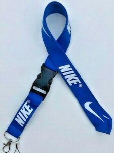 Nike Lanyard Detachable Keychain Badge ID Holder Phone Strap Free Shipping !!!