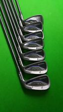 Cobra One Length Forged Tec Irons: Right Hand, 4-PW R300 Regular Shafts