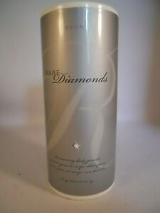 AVON Rare Diamonds Shimmering Body Powder 1.4oz NEW