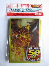 50x The Winged Dragon of Ra Yugioh Size Card Sleeves Deck Protector