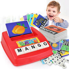 IT- Children English Spelling Alphabet Game Early Learning Educational Toy Gift