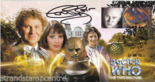 """Dr Who - """"The Two Doctors"""" Episode - Signed by COLIN BAKER"""